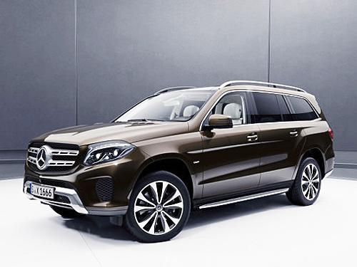 У Mercedes-Benz GLS появилась спецверсия Grand Edition - Mercedes-Benz