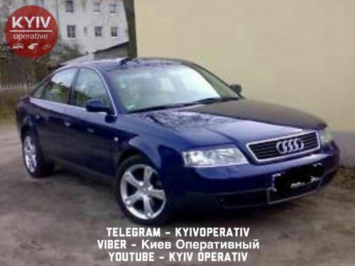 В Киеве угонщики авто промышляют под видом покупателей - угон