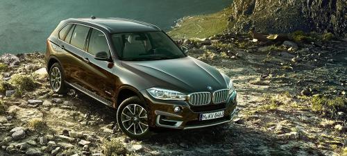 BMW X5 в Украине стал еще доступнее