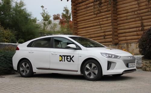ДТЭК анонсировал переход на электромобили - электромоб