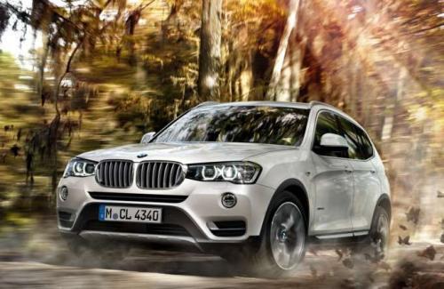 Для покупателей BMW X3 действует специальный сниженный курс евро - BMW