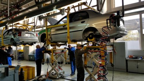 Украина теряет не только ЗАЗ, но и поставщиков автомобильных комплектующих