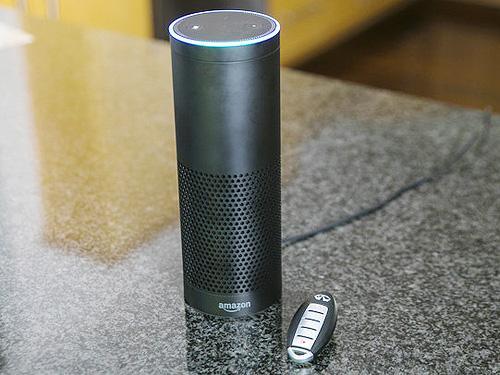 Владельцы Infiniti смогут управлять функциями авто голосом