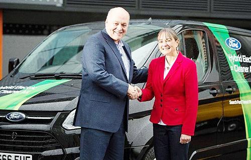 Ford открыл инновационный центр в Лондоне - Ford