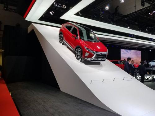 Mitsubishi удалось выйти из убытков и увеличить продажи - Mitsubishi
