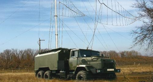 Украина возобновила выпуск средств радиоэлектронной борьбы на шасси КрАЗов - КрАЗ