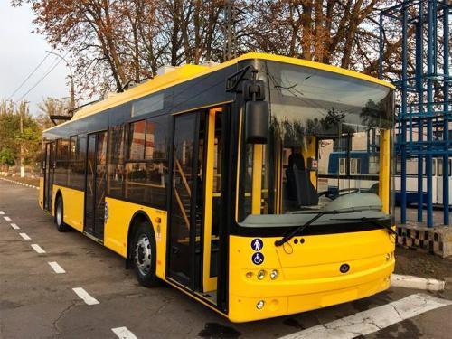 «Богдан Моторс» готов помочь Львову перейти на электротранспорт - Богдан
