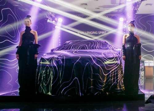 В Украине представлен гибридный флагманский седан Lexus LS 500h - Lexus