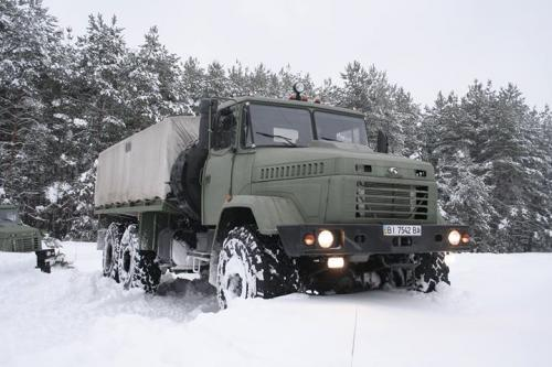 Россия ввела санкции против КрАЗа