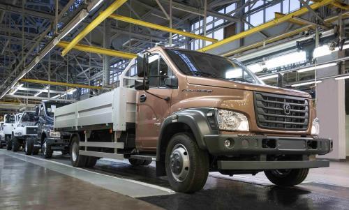 На ГАЗе стартовало производство двух новых моделей - ГАЗ
