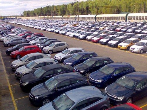 Импорт подержанных автомобилей в Украину в сентябре поставил новый рекорд