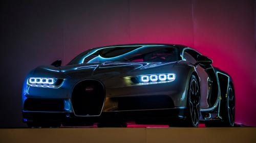 Bugatti за один год уже реализовала 70 гиперкаров Chiron
