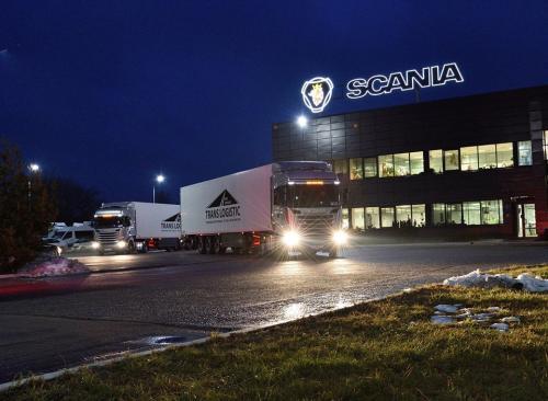 """Компания """"Транс-Логистик"""" вновь выбрала Scania - Scania"""