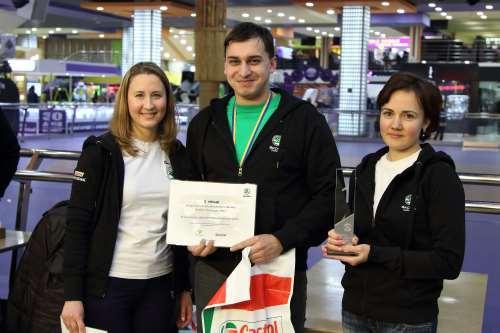 В Украине определили лучших специалистов SKODA - SKODA