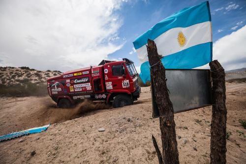Дакар 2018: Дубль от IVECO и Peugeot, и 3-е место МАЗа