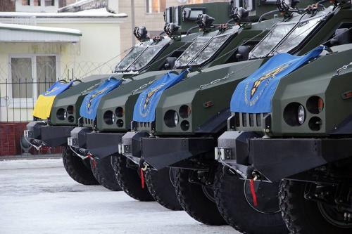 """НАБУ проверяет закупки у """"Украинской бронетехники"""""""