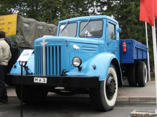 67 лет назад МАЗ начал серийно выпускать самый массовый 7-тонный грузовик