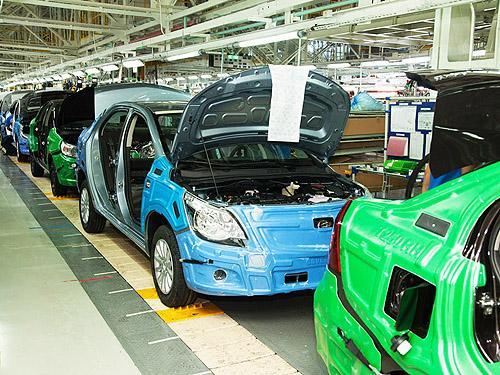 Кто бы мог подумать: уже и Узбекистан обогнал Украину по производству автомобилей