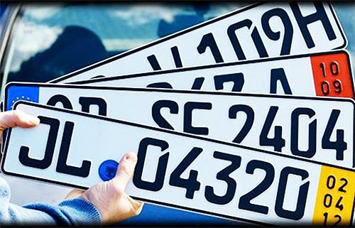 В Харькове суд вынес рекордный штраф пользователю авто на еврономерах