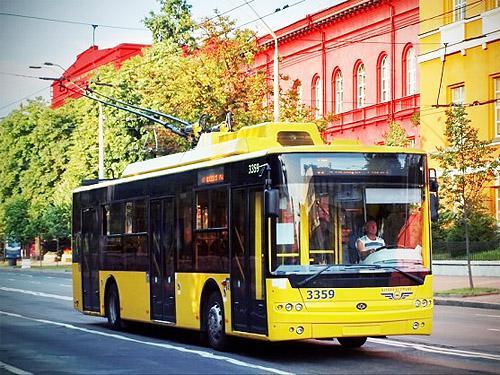 Киев закупит 400 новых единиц городского транспорта до 2023 года