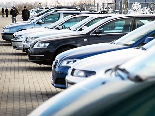 Во Львове за январь растаможили более 5 тыс. «евроблях»
