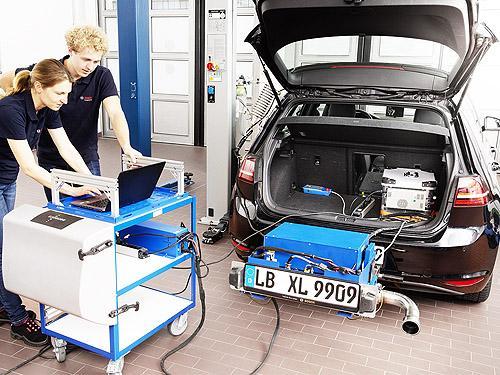 В Bosch придумали как уменьшить выбросы дизельных двигателей на порядок - Bosch