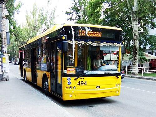 В Украине эксплуатируется более 10 тыс. автобусов «Богдан»