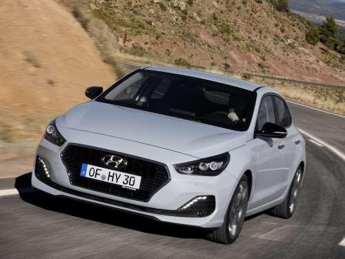 В Украине стартуют продажи Hyundai i30 Fastback - Hyundai