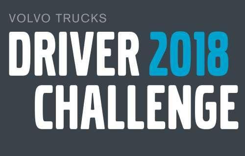 В Украине пройдут соревнования для водителей по экономичному вождению Volvo Trucks Driver Challenge 2018 - Volvo