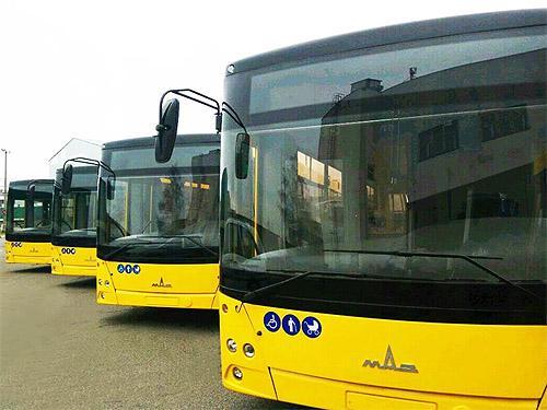 Тернополь закупит 15 новых автобусов
