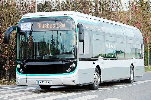 «Богдан» выпустил 5 12-метровых кузовов электробусов для Франции - Богдан