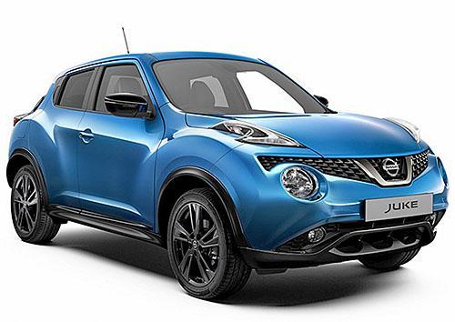 В Украине начинаются продажи обновленного Nissan Juke