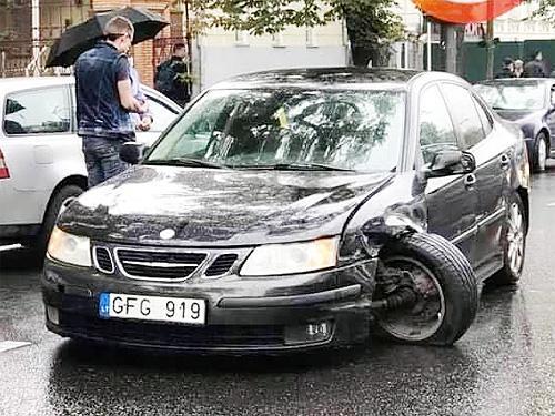 """Стало известно сколько ДТП совершили авто на """"еврономерах"""""""