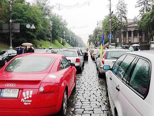 """ГФС посчитала сколько """"евроблях"""" заехало в Украину в этом году"""