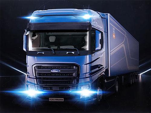 Ford Trucks анонсирует новое поколение грузовиков