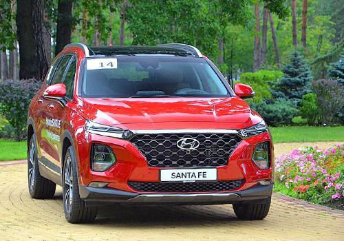 Тест-драйв нового Hyundai Santa Fe. Прыжок в премиум