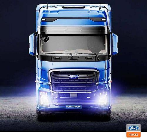 Новое поколение грузовиков Ford TRUCKS появится в Украине в 2019 году