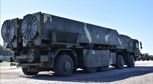 Украина разрабатывает ракетный комплекс с увеличенной дальностью