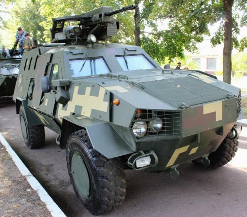 """Многострадальный """"Дозор-Б"""" приняли на вооружение в ВСУ"""