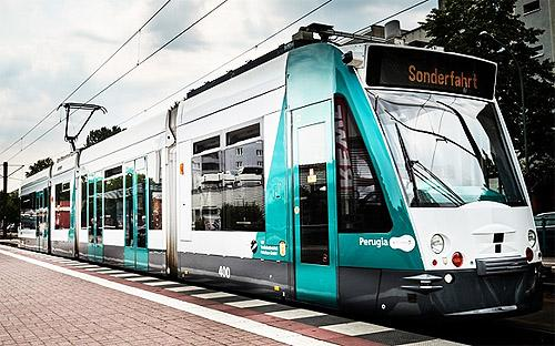 В Германии начали испытывать беспилотный трамвай