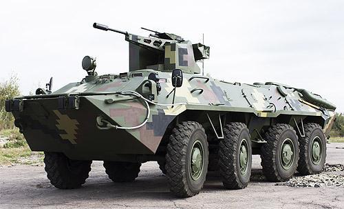 В Украине создадут замкнутый цикл производства автоматических орудий для БТР