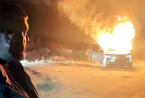 Главный «евробляхер» признался  чей Range Rover он сжег