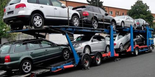Какие автомобили начали завозить в Украину после легализации «евроблях»
