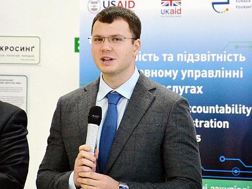 Криклий анонсировал выпуск электрокаров в Украине