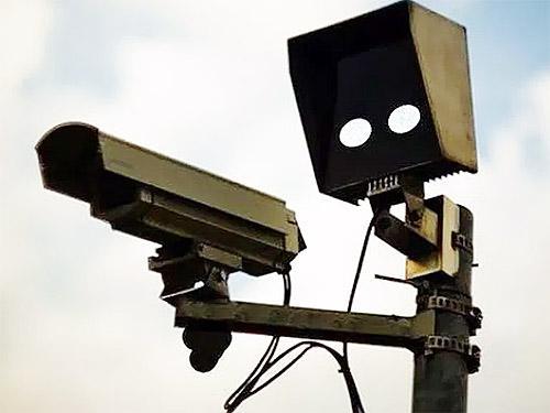 Когда в Украине заработают камеры автоматической фото- и видеофиксации нарушений ПДД на дорогах