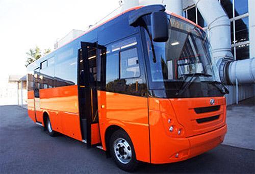 В Украине освоили производство нового автобуса
