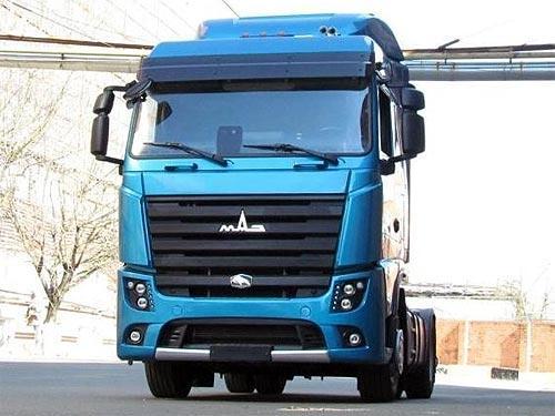 МАЗ заканчивает подготовку к производству нового поколения грузовиков Евро-6