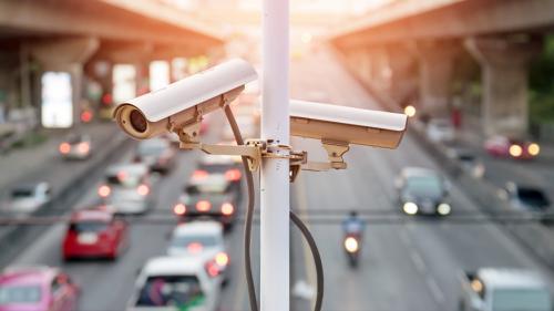 В Украине могут установить еще 1000 камер автофиксации нарушений ПДД