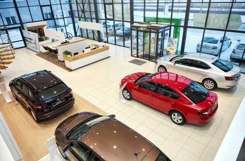 Количество автомобильных дилерских центров в Европе будет сокращаться