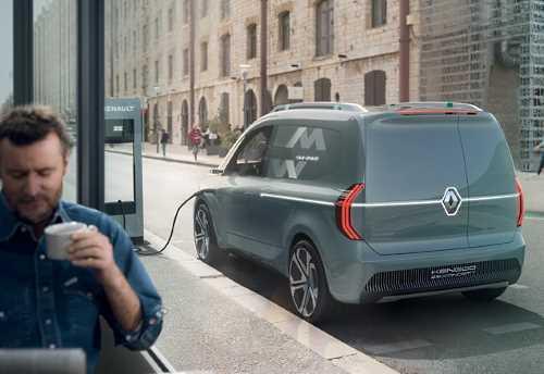 Скачок напряжения: Для электромобилей наступил переломный момент